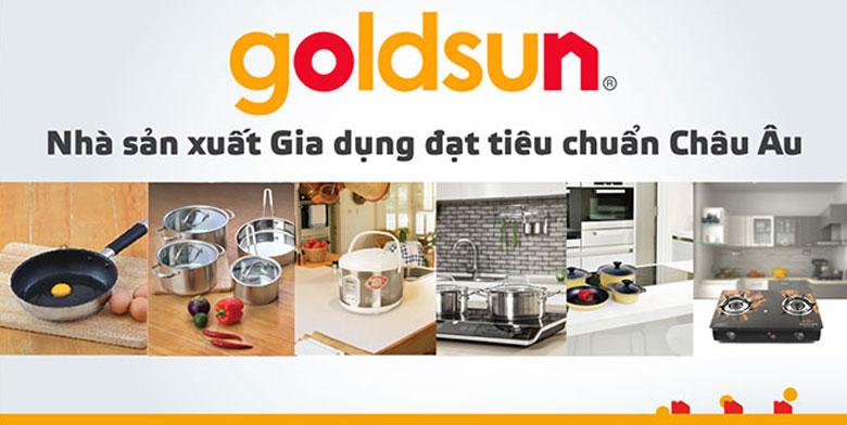 bếp hồng ngoại nào tốt: Goldsun