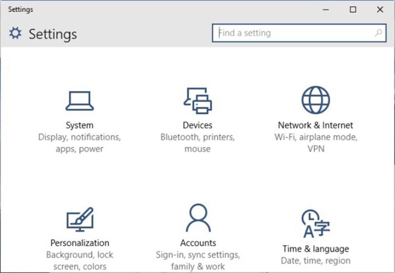 Phát wifi win 10 không cần phần mềm chọn Network & Internet