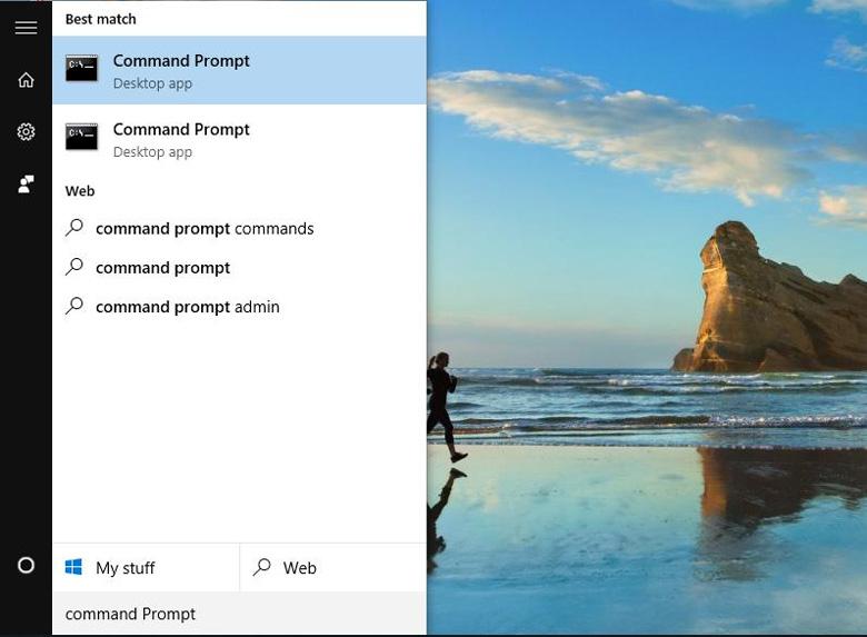 Cách chia sẻ wifi trên máy tính Windows 10 thông qua Command Prompt (admin)