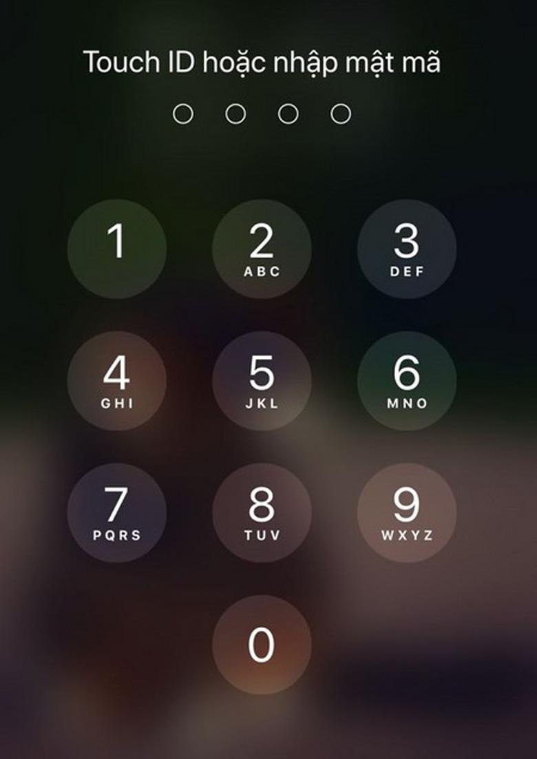 Cách chạy lại chương trình iPhone qua iTunes mở mật khẩu nếu máy bạn yêu cầu