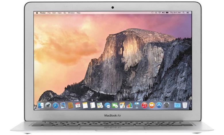 Nên mua laptop hãng nào: Apple Macbook với ưu điểm hệ điều hành