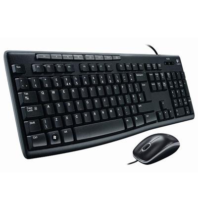 Bàn phím và chuột Logitech MK200