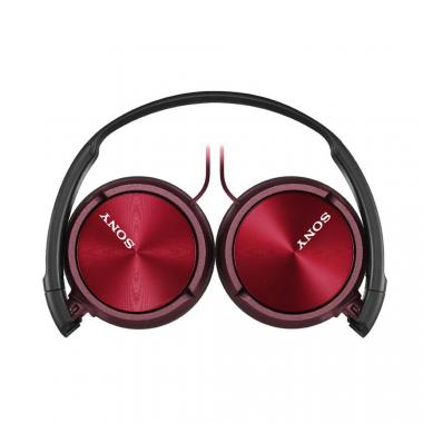 """Tai nghe Sony chụp tai có mic MDRZX310APRCE-đỏ"""""""