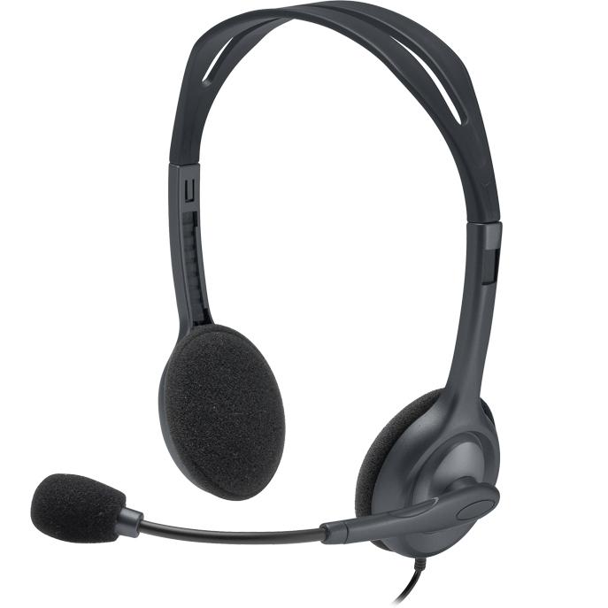 Tai nghe Logitech có mic H111