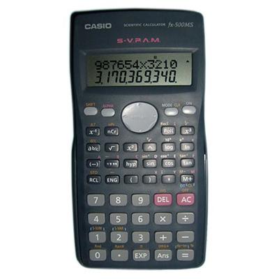 Máy tính điện tử khoa học Casio FX500MS