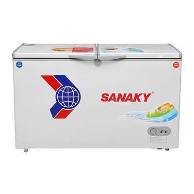 Tủ Đông Sanaky giàn đồng 2 ngăn VH 4099W1