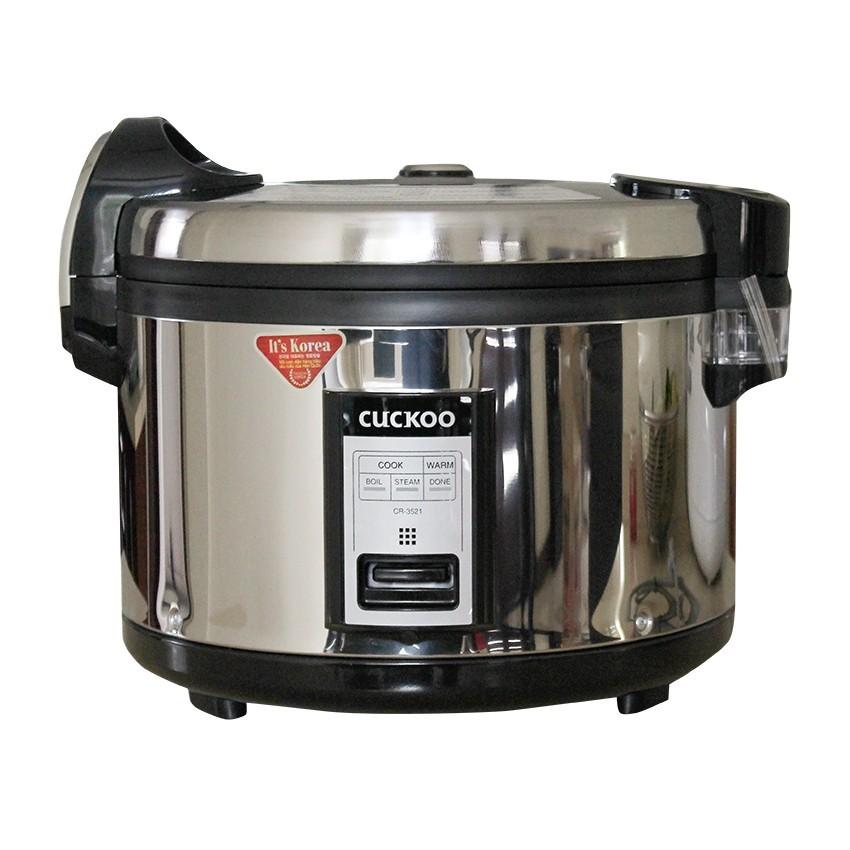 Nồi cơm điện Cuckoo 6.3L CR 3521S