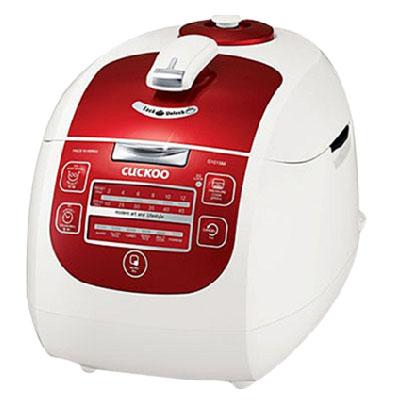 Nồi áp suất điện tử Cuckoo 1.8L màu đỏ CRP-G1015M-R