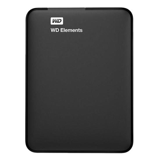 """Ổ cứng cắm ngoài WD Elements 1TB 2.5"""" USB 3.0 - WDBUZG0010BBK"""