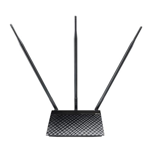 Bộ định tuyến không dây Asus RT-N14UHP 4p-300Mps