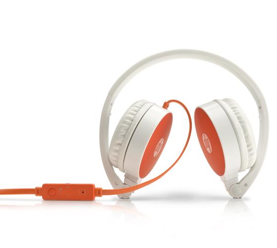 Tai nghe HP chụp tai có mic H2800 F6J04AA trắng