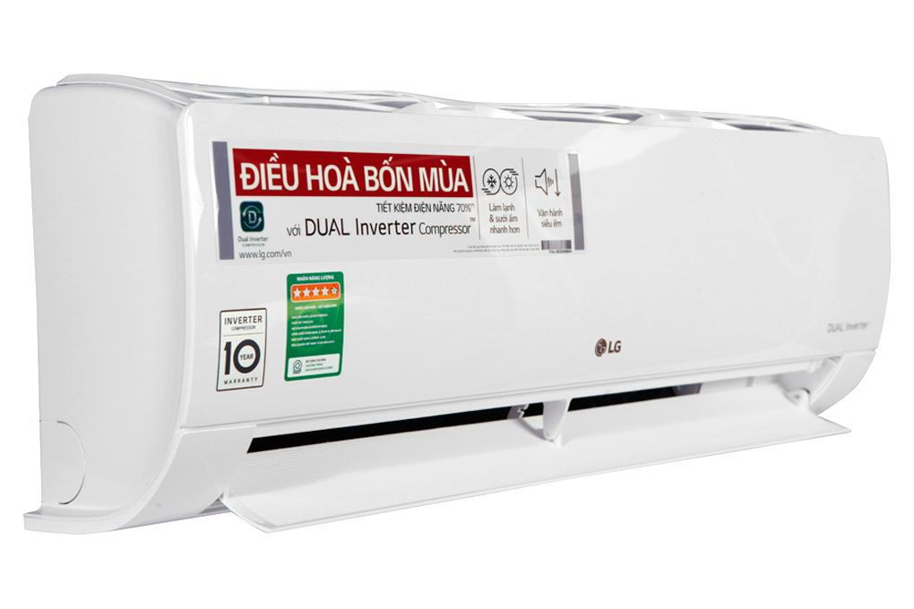 Điều hòa LG Inverter B10END 2 chiều 9000BTU