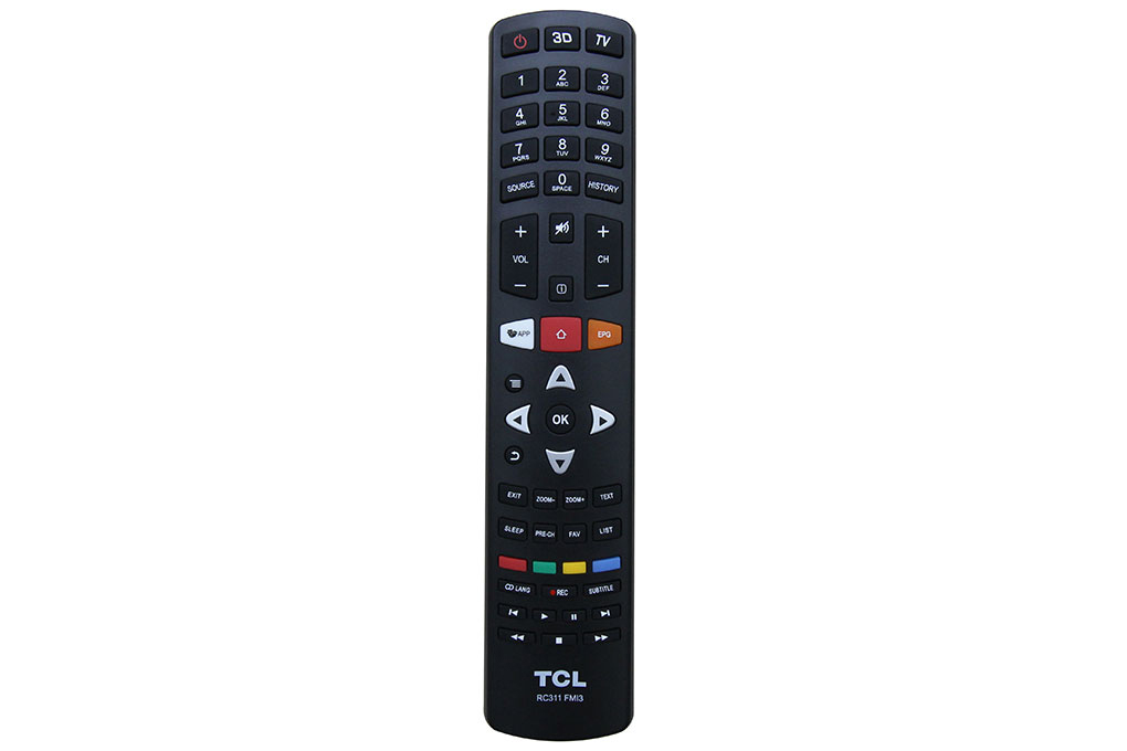 Android Tivi TCL 4K 55 inch L55C1-UF