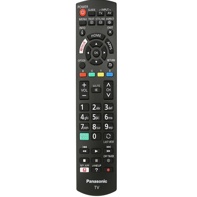 Smart Tivi Panasonic 55 inch TH-55ES500V