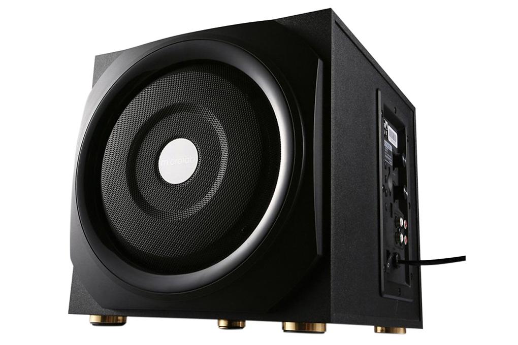 Âm thanh chất lượng - Loa Microlab Bluetooth TMN9BT 2.1