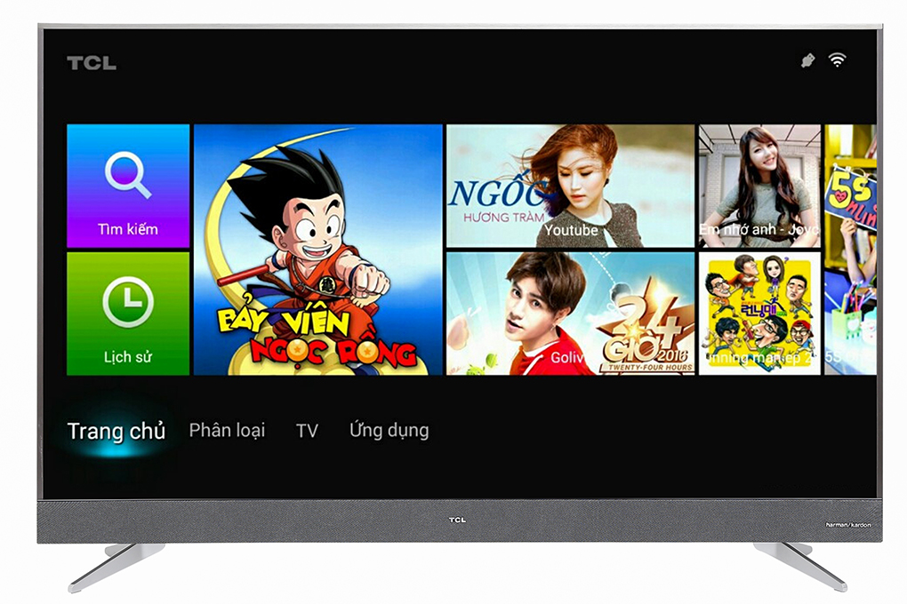 Android Tivi TCL 4K 43 inch L43C2L-UF