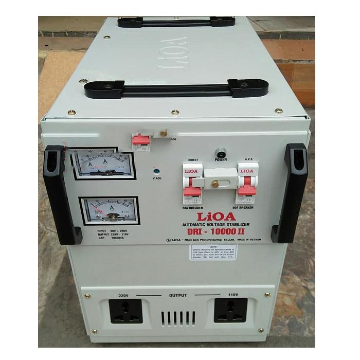 Ổn áp 1P DRI -10kVA-II DRI-10000II