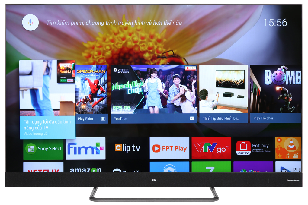 Android Tivi QLED TCL 4K 65 inch L65X4