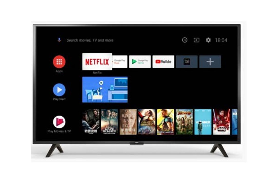 Android Tivi TCL 40 inch L40S6800