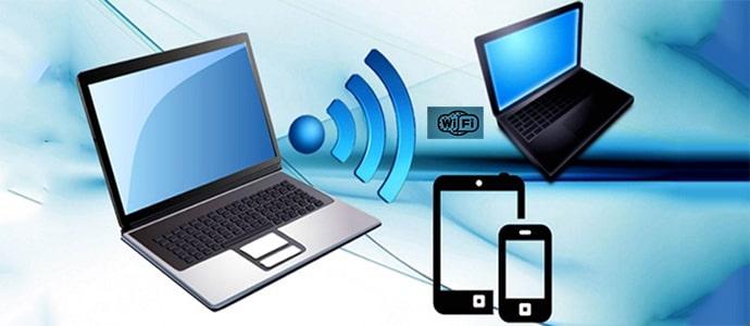 Các cách phát wifi từ laptop, máy tính không cần phần mềm