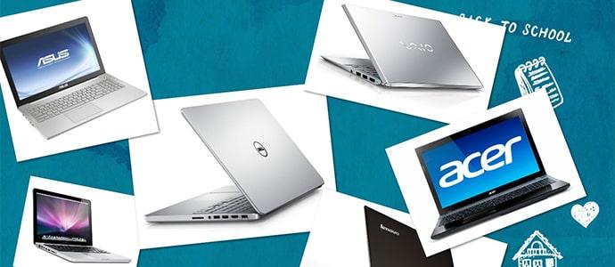 Top sản phẩm laptop giá rẻ cho sinh viên nên mua