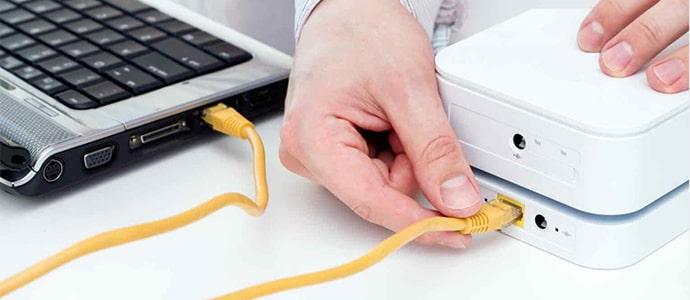 Cách kết nối mạng dây cho laptop Win 10 cực đơn giản