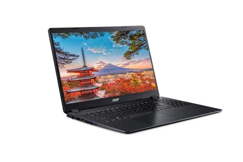 Laptop ACER AS A315-54-57PJ NX.HEFSV.004 15.6 inch Đen