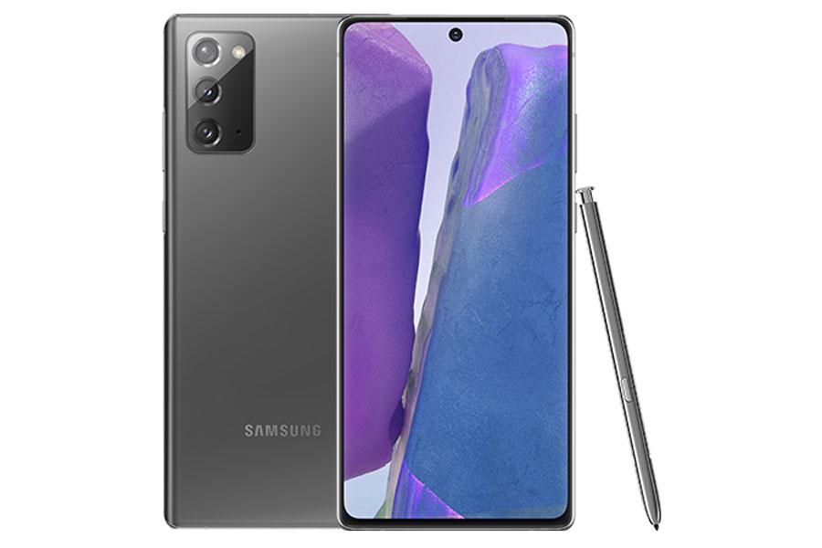 Điện thoại Samsung Galaxy Note 20 8GB/256GB Xám giá rẻ, có trả góp