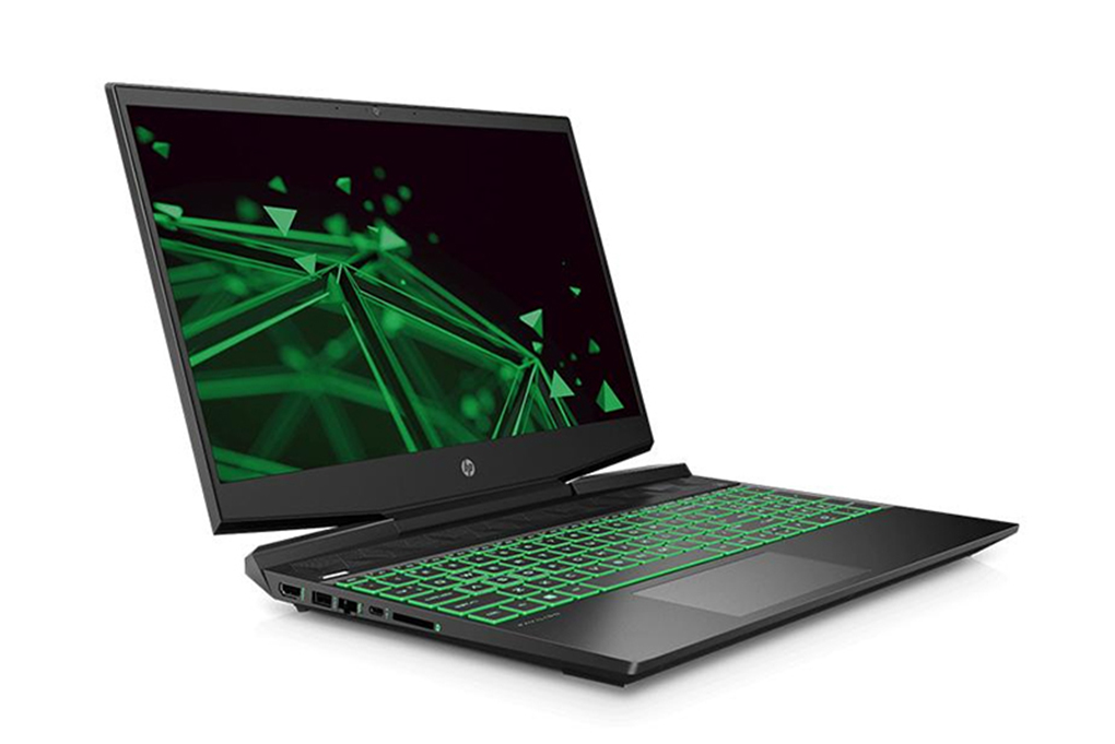 Laptop HP Pavilion Gaming 15-ec1054AX 1N1H6PA (AMD R5 4600H/8GB RAM/128GB SSD+1TB HDD/15.6