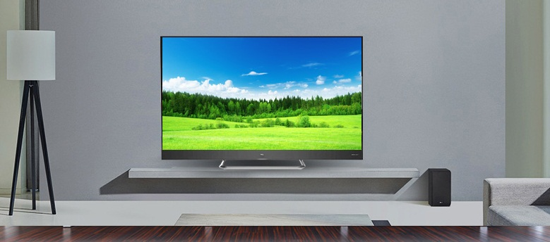 thiết kế-Android Tivi QLED TCL 4K 55 inch L55X4