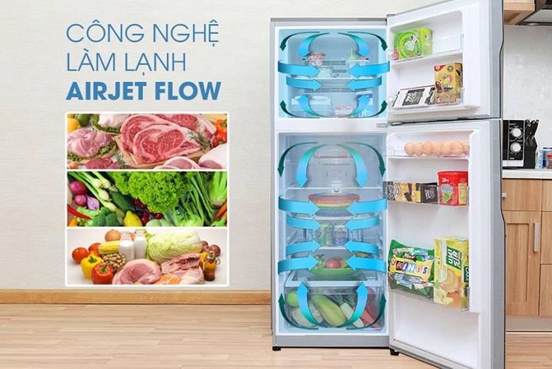 công nghệ làm lạnh-Tủ lạnh H350PGV7(BBK)