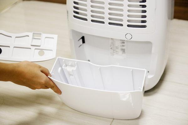 Khay chứa nước máy hút ẩm dân dụng FujiE HM-614EB