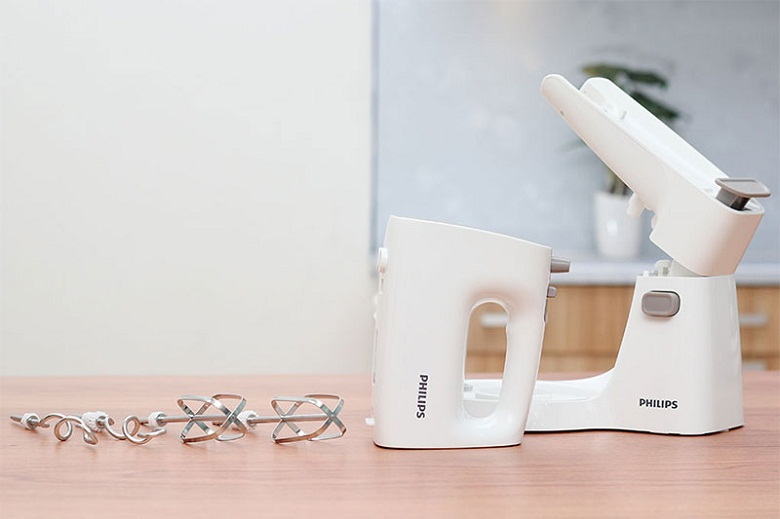 dễ vệ sinh-Máy trộn đa năng Philips HR1559