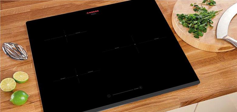 an toàn khi sử dụng - Bếp từ 3 bếp Nodor IB 36 BKG