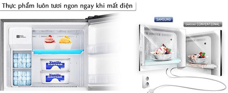 lợi ích của công nghệ Mr.Coolpack trên tủ lạnh Samsung