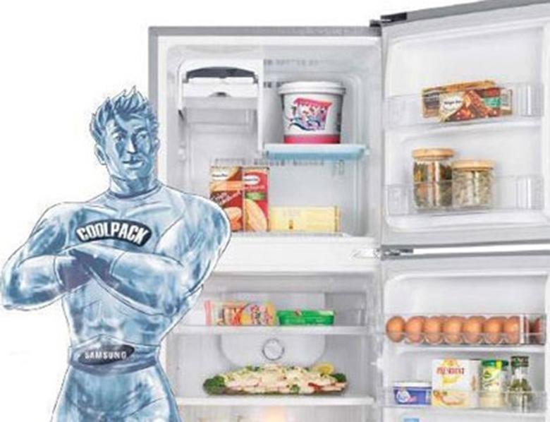 công nghệ Mr.Coolpack trên tủ lạnh Samsung là gì