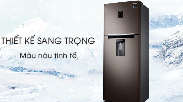 Thiết kế - Tủ Lạnh Samsung Inverter 360 lít RT35K5982DX/SV
