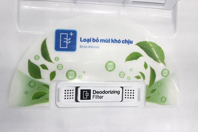 Màng lọc kháng khuẩn - Tủ Lạnh Samsung Inverter 360 lít RT35K5982DX/SV