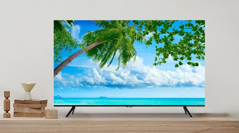 Thiết kế tinh tế - Smart Tivi Samsung 4K 50 inch UA50TU8100KXXV
