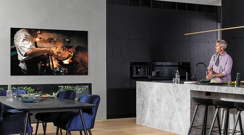 Ultra Viewing Angle - Smart Tivi QLED Samsung 8K 65 inch QA65Q800TAKXXV