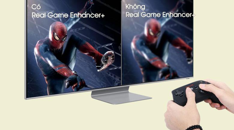 Chơi game mượt mà - Smart Tivi QLED Samsung 8K 65 inch QA65Q800TAKXXV