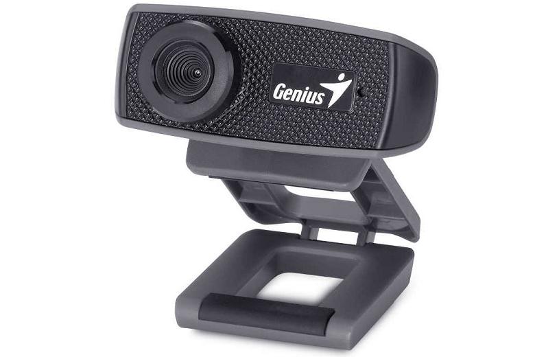 ống kính-Webcam Genius FaceCam 1000X V2