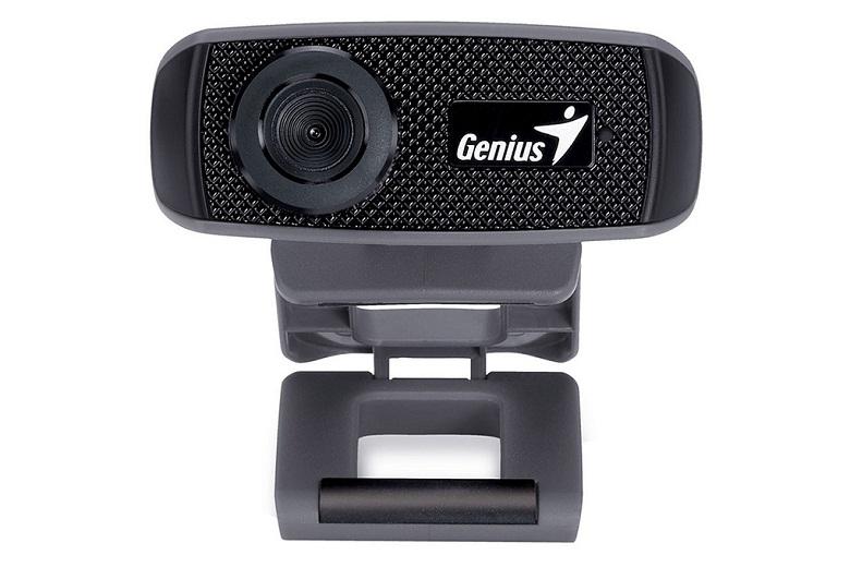thiết kế-Webcam Genius FaceCam 1000X V2