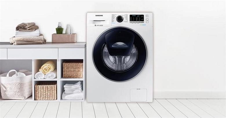 Thiết kế- Máy giặt Samsung Inverter 9 kg WW90K54E0UW/SV lồng ngang