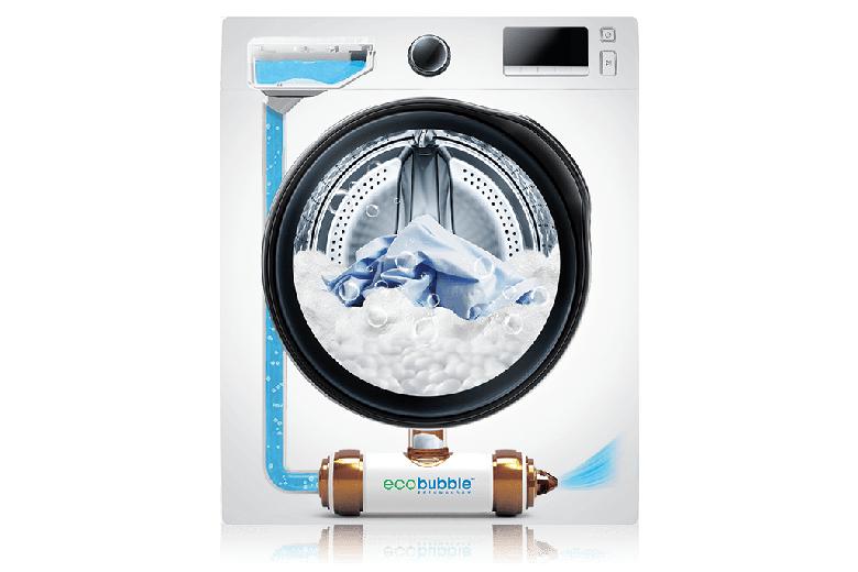 Eco Bubble- Máy giặt Samsung Inverter 9 kg WW90K54E0UW/SV lồng ngang
