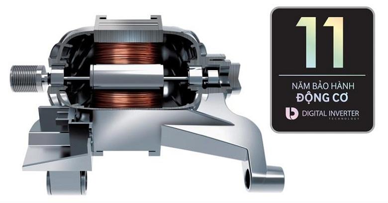 Digital Inverter-Máy giặt Samsung Inverter 9 kg WW90K54E0UW/SV lồng ngang