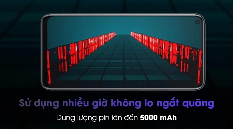 dung lượng pin-điện thoại Vivo Y50 8GB/128GB đen