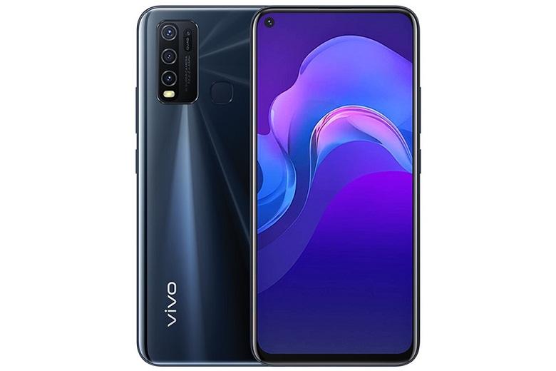 thiết kế-Điện thoại Vivo Y50 8GB/128GB Đen