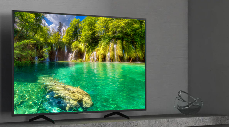 Thiết kế tinh tế - Android Tivi Sony 4K 49 inch KD-49X7500H
