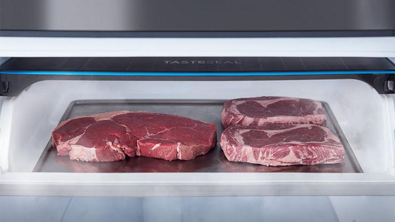 Tủ lạnh Electrolux Inverter 320 lít ETB3400J-H ngăn cấp đông mềm